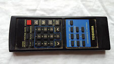 Toshiba Videocipher II CT-9240 TV Antennae Replacement Remote Control Tested