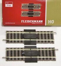 Fleischmann 6199 H0 - Kehrschleifen- Set NEU & OVP