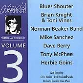 Various Artists - Alexis Korner Memorial Concert, Vol. 3 (Live 2000 Music) (A22)