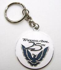 1994 25th Anniversary Pontiac Trans Am Emblem Keychain