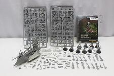 Warhammer 40k Dark Eldar Menge - Warriors, Jetbikes, Verwüster, Talos (U-B9S1