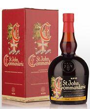 The Oldest Wine In The World! St John Commandaria  **2 BOTTLES**