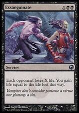 *MRM* FRENCH Exsanguination (Exsanguinate) MTG Scars of mirrodin