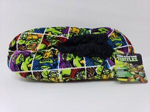 Teenage Mutant Ninja Turtles Slippers 1-Pair M/L 13-4