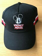Primark OFFICIAL Disney MINNIE MOUSE Baseball Cap Hat Red Polka Bow Girl Mickey