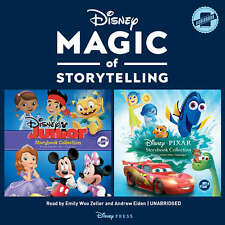 Magic of Storytelling Presents … Disney Storybook Collection by  Disney Press 20