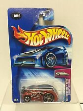 2004 Hot Wheels First Edition Hardnoze Red Toyota Celica PS11