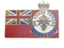HM Armed Forces Veteran Lapel Military Badge