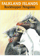 FALKLAND ISLANDS : 2003 Rockhopper Penguins self-adhesive booklet  SGSB13 MNH