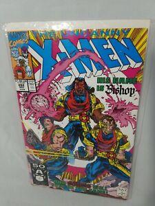UNCANNY X-MEN #282 1ST APP BISHOP PORTACIO / BYRNE Marvel Nov 1991 NM-