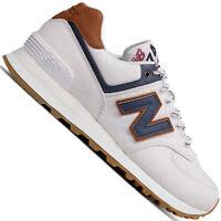 NEW BALANCE 574 Sneaker donna tessile Tela Scarpe da Ginnastica Sportive di