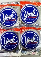 York Peppermint Patties 4ct Candy Bar - Chocolate & Mint - FREE SHIPPING