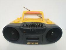Sony CFD-970S CD Radio Cassette Recorder Wasserdicht Sport