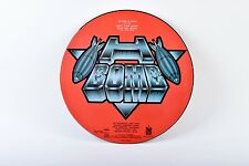 H-Bomb – To Feel Is Pain  Picture Disc