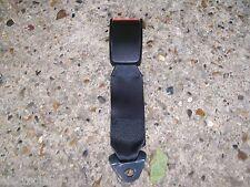PEUGEOT 206 REAR SEAT BELT BUCKLES LAP BELT OFF 2003 YEAR 3 DR