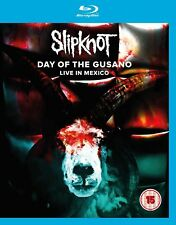 Slipknot - Day Of The Gusano, Live In Mexico (NEW BLU-RAY)