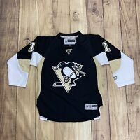 Youth Pittsburgh Penguins Staal Reebok Hockey Jersey Size L/XL
