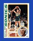 1978-79 Topps Basketball Cards 50