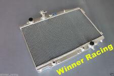 Aluminum Radiator FORD PROBE 2.2L MAZDA 626/MX-6 GD F2/F2T NA/TURBO AT 1988-1992