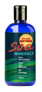 Sea Minerals - with Hawthorn