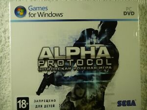 Alpha Protocol/PC/Windows/2010/ Russian License (Sealed)
