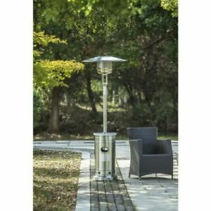 Garden Treasures 1148805 48000-BTU Gas Patio Heater