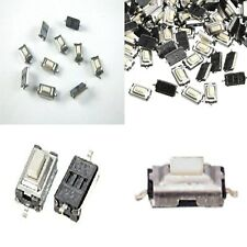 25 Pz. MICRO pulsante SMD 3x6x2,5 mm PCB pulsante tattile miniatura CHIAVI