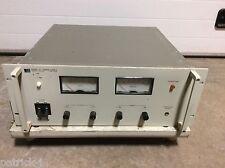 Hewlett Packard Agilent HP 6269B DC High Voltage Power Supply 0-40V 0-50A Option