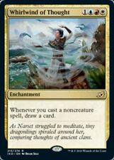 Whirlwind of Thought - Ikoria - Pack Fresh M/NM - MTG Magic