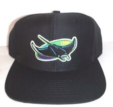 Tampa Bay Devil Rays AUTHENTIC SNAPBACK Vintage NWT MLB Cap Hat BY LOGO ATHLETIC