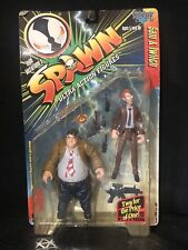 MCFARLANE TOYS SPAWN SAM AND TWITCH 2 PACK FIGURE SET New in Box