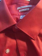 Van Heusen  Button Down Mens Dress Shirt  reg fit size 17  34/35 new w/tags