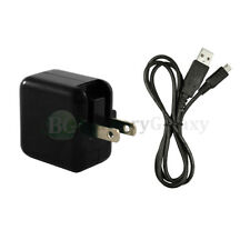 Wall Charger+USB Micro Cable for Android Barnes Noble Nook Color HD 4,600+SOLD