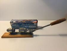 Vintage Reed's Rocket Nut Cracker Model 816 Original Box