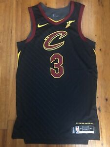 Patrick McCaw 2019 Cleveland Cavaliers Statement Edition Game Issued Jersey.