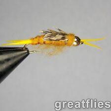 Kaufmann Golden Stonefly Nymph  #6