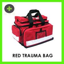 First Aid Kit Reflective Trauma Bag Jumbo Paramedic|AUTHORISED DEALER Empty Kit.