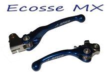 Sospensioni blu Yamaha per scooter