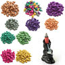 45pcs Back Flow Incense Bullet Natural Tower Cones Buddhism Jasmine Hollow HOT!!