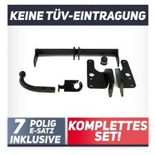 E-Satz 7pol set top Auris Fliessheck Typ E15 Anhängerkupplung starr Auto Hak