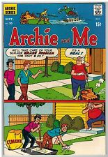 ARCHIE AND ME #30 1969 SILVER AGE NICE!