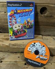 Bomberman Kart (Playstation 2) PAL UK ~ No Manual ~ Free Post