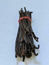 30 Grade B Extract grade Tahitian Vanilla Beans [3-4 inches]