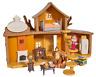 Masha e orso big bear house,la grande casa di orso