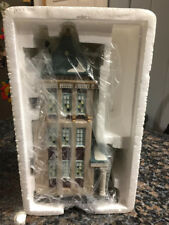 """Department 56 Christmas in the City Series 5881-5 """"Brokerage House"""""""