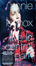ANNIE LENNOX - LIVE IN CENTRAL PARK - BMG - 1995 - 91 MIN. - VHS TAPE - SEALED