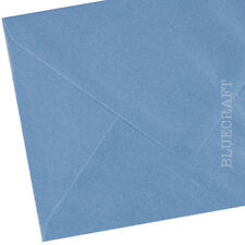 100 x C6 Ice Blue Pearlescent Envelopes 114 x 162mm - 100gsm