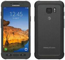 Samsung Galaxy S7 active SM-G891 - 32GB - Titanium Gray (AT&T) Smartphone READ