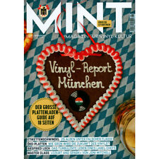 Mint Magazin August 2020 Vinyl-Report München