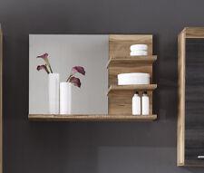 Trendteam Badmöbel CANCON BOOM NUSS - Wandboard Spiegel 72 cm NEU